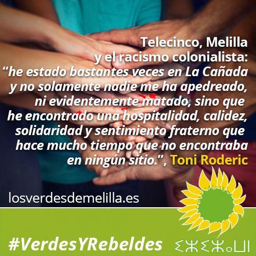 Telecinco, Melilla y el racismo colonialista