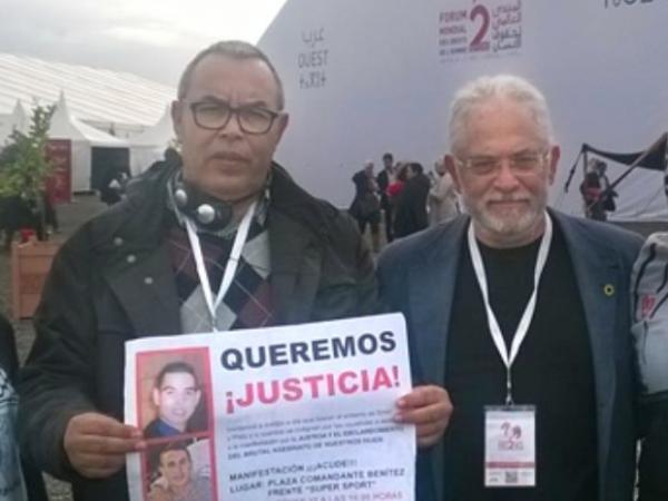 La Federación de Los Verdes ha participado en el II Fórum Mundial de Derechos Humanos patrocinado por la UNESCO en Marrakech