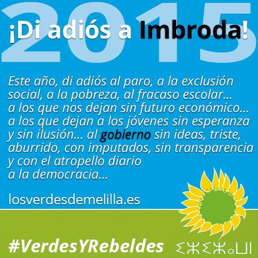 2015: el año del adiós a Imbroda