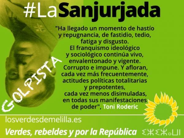 La Sanjurjada